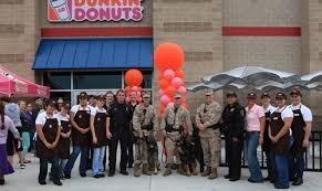Dunkin Donuts- Camp Pendleton