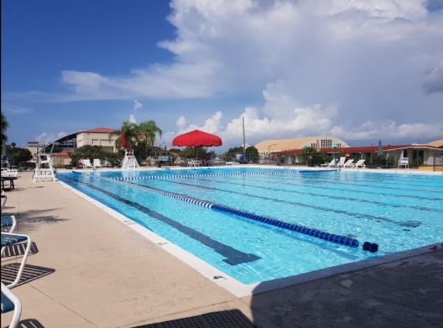 Base Pool - MacDill AFB
