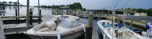 Sherman Cove Marina - NAS Pensacola