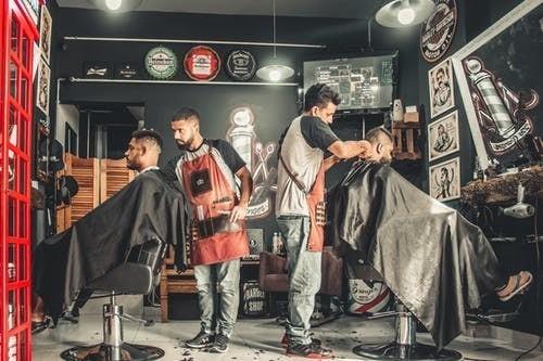 NEX Barber Shop - Naval Base Bremerton