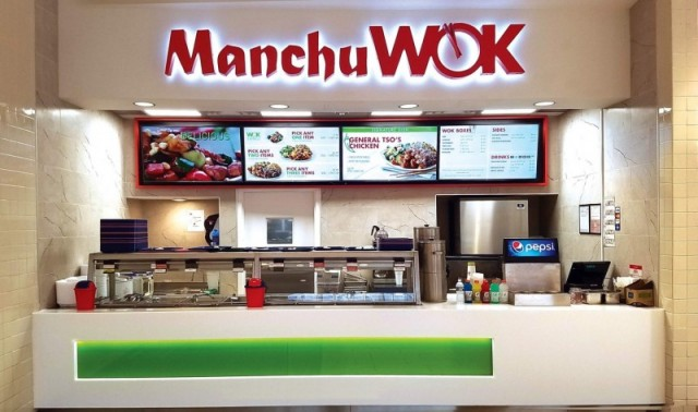 Manchu Wok - MacDill AFB