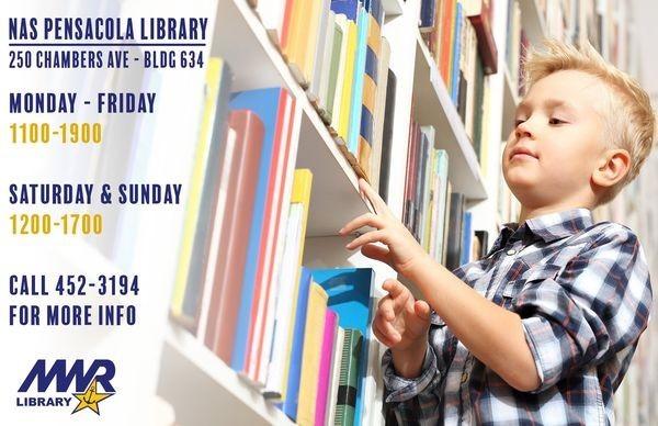 Library - NAS Pensacola