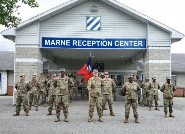 Marne Reception Center - Fort Stewart