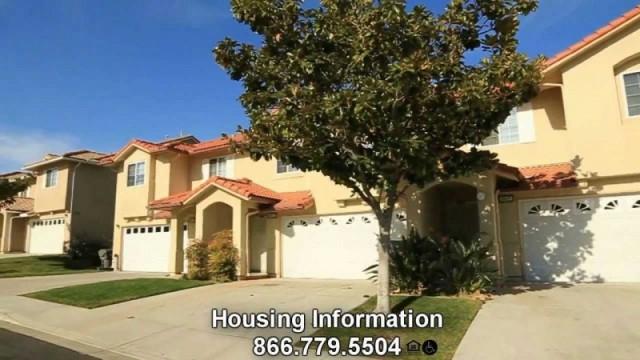 Family Housing Naval Base San Diego