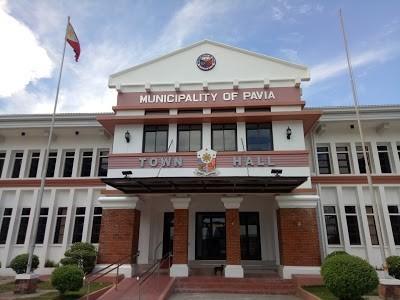 MUNICIPALITY OF PAVIA TOWN HALL