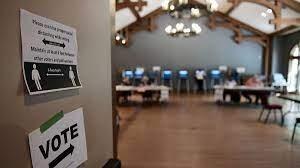 Navy Voting - NSA Saratoga Springs