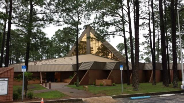 Corry Station Chapel - NAS Pensacola