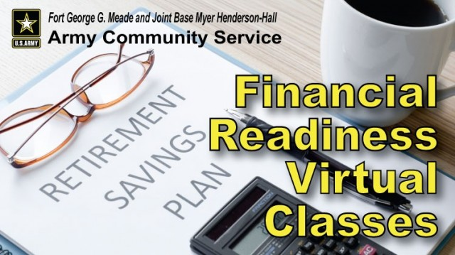 Financial Readiness - Joint Base Myer-Henderson Hall