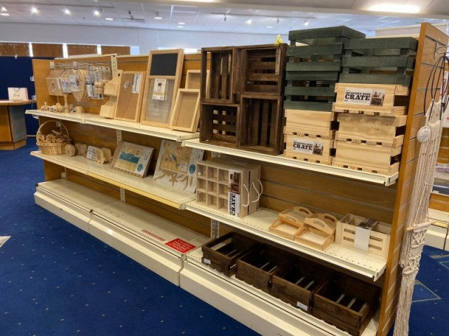 Wood Crafts Center - RAF Lakenheath