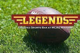 Legends Sports Bar - MCAS Miramar