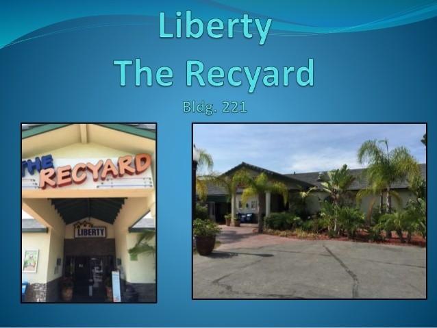 NB San Diego The Recyard