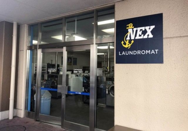 NEX Yokosuka - Dry Cleaning