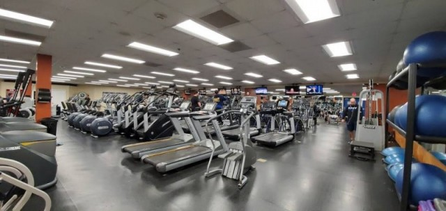 Fitness Center - NAS Jacksonville