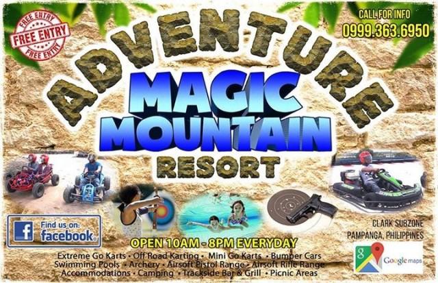Magic Mountain Adventure Resort