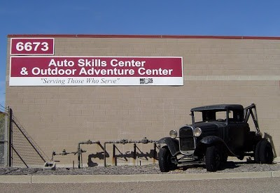 Auto Skills Center - MCAS Miramar