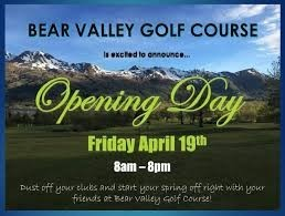 Bear Valley Golf Course- USCG Kodiak
