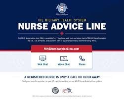 TRICARE Nurse Advice Line- 29 Palms Marine Base