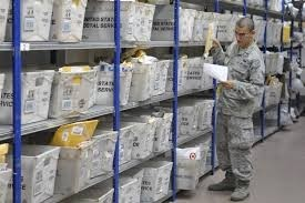 Northside Post Office- Ramstein Air Base