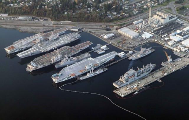 Naval Base Bremerton