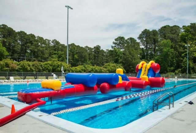 Hancock Pool - MCAS Cherry Point