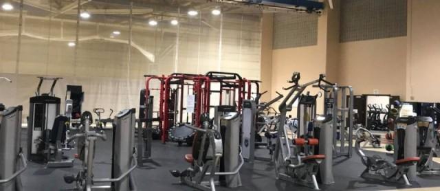 Intramural Sports and Fitness Center - NAVSTA Everett