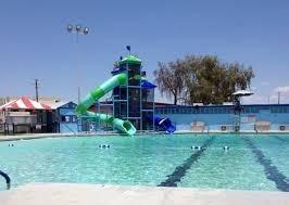 Oasis Pool- MCAS Yuma