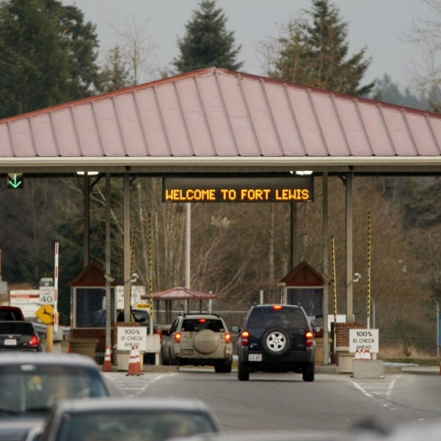 Fort Lewis- Joint Base Lewis Mcchord