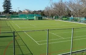 Sports Complex Fields and Courts NSA Bethesda