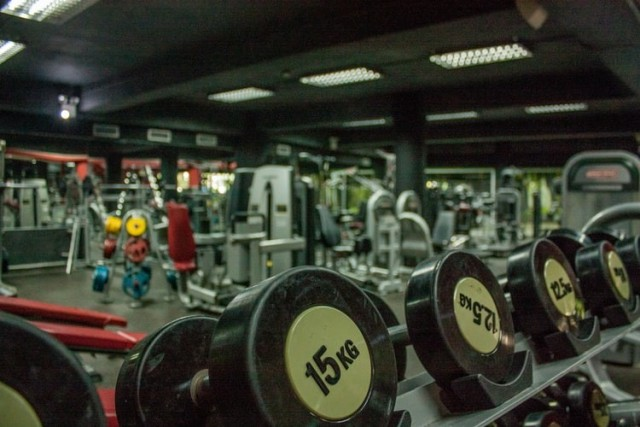 Biggs Physical Fitness Center - Fort Bliss
