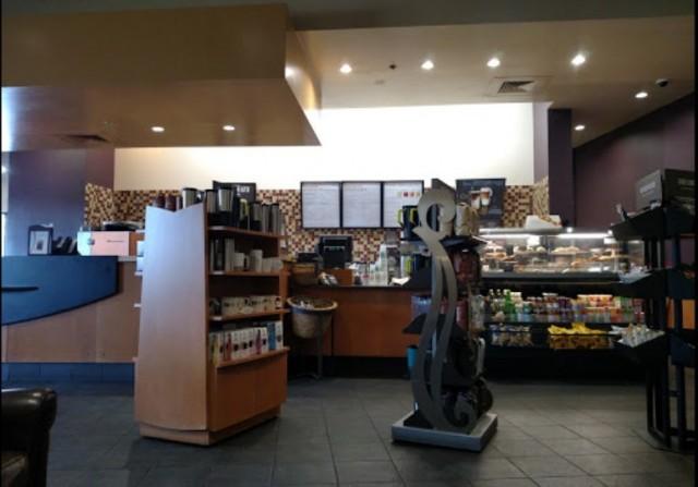 Starbucks - Fort Stewart