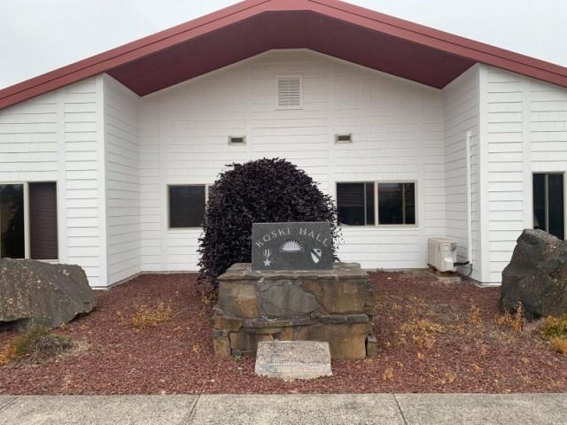 Koski Hall - Camp Rilea