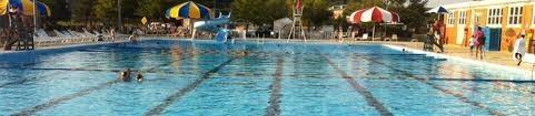 50-Meter Pool - MCB Quantico