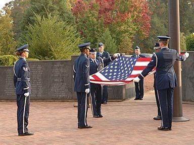 Honor Guard - Columbus AFB