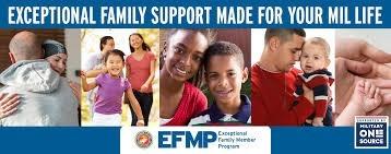 Exceptional Family Member Program (EFMP)- MCRD San Diego