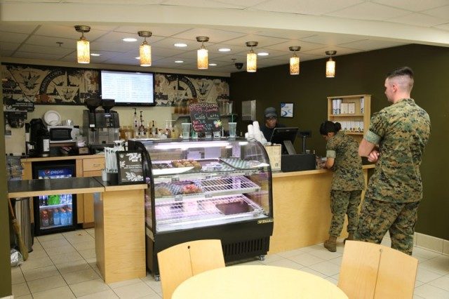 Library Cafe - MCAS Cherry Point