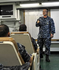 Command Career Counselor Office - Sasebo