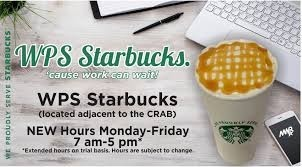 WPS Starbucks-NSB Kings Bay