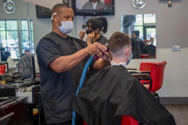 Barber and Beauty Shop - NSA Bahrain
