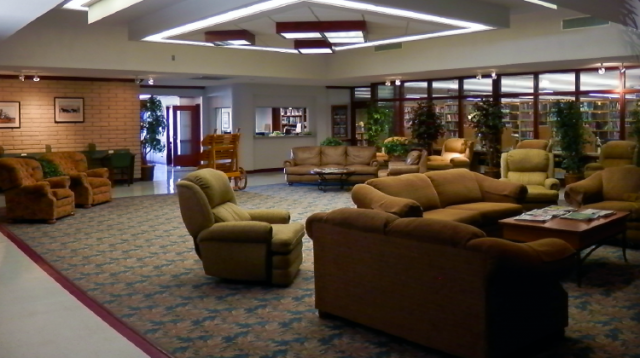 Post Library- Yuma Proving Ground