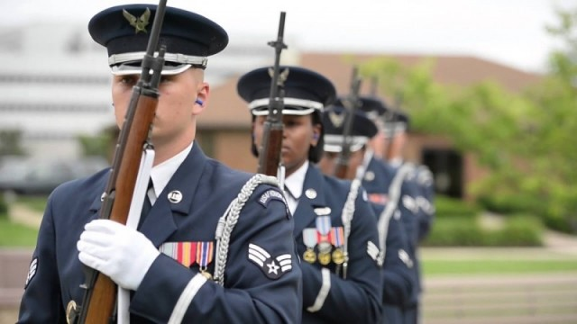 Altus AFB - Honor Guard