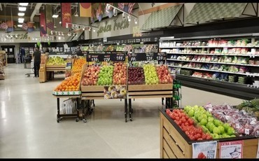 Buckley AFB Commissary