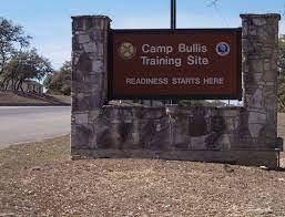Camp Bullis Army Base