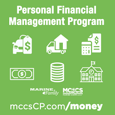 Personal Financial Management Program- Camp Pendleton