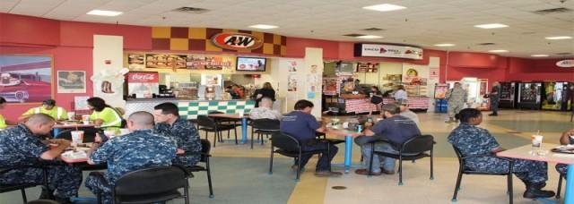 Portside Food Court