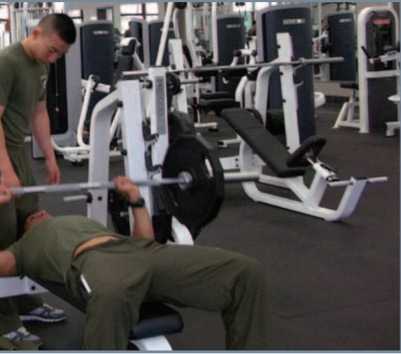 53 Area Fitness Center- Camp Pendleton