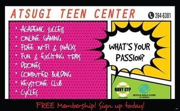 Teen Center - NAF Atsugi