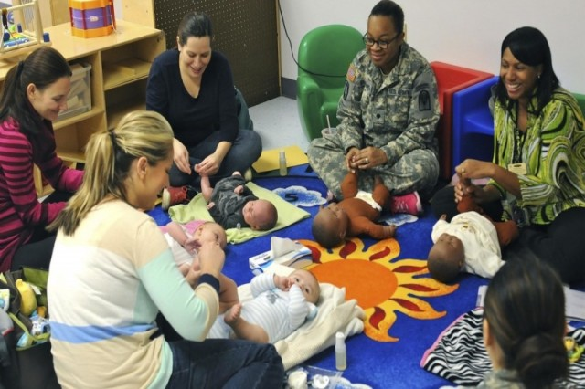 Deployment Support Group for Children