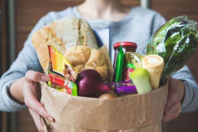 CFAS Grocery Delivery Program