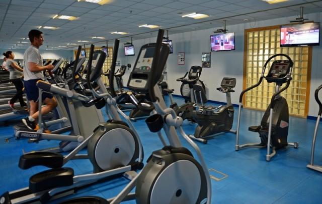 Fitness And Sport Center - RAF Lakenheath