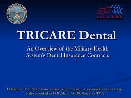 Delta Dental TRICARE Retiree Dental Program- 29 Palms Marine Base